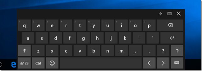 How to use On-Screen Keyboard