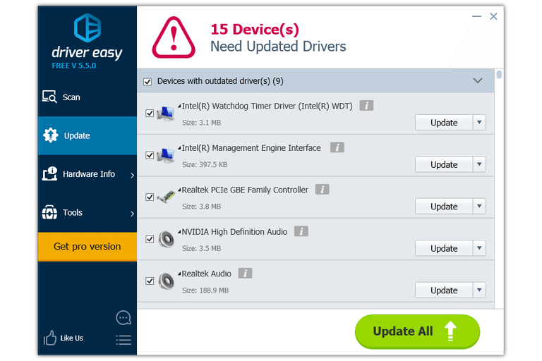 Free Driver Update Tools for your Computers | Mini PC